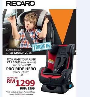 Baby Car Seat RECARO