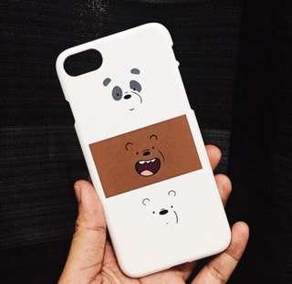 We bare bear case 🐻