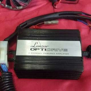 Harley OptiDrive sound system for sale.