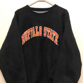 buffalo state pullover