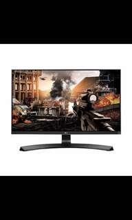 LG 27UD58 4K UHD IPS Monitor