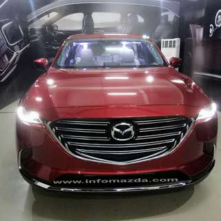 ALL NEW MAZDA CX-9 2.5 TURBO 2017