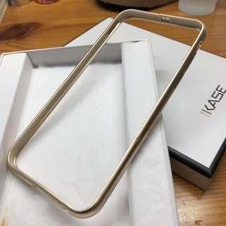KASE IPhone 6/6S 金色保護框