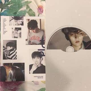 Seventeen - Director's Cut - Plot photobook + CD (Seungkwan)
