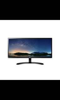 "LG 29"" Ultra Wide 29UM59A-P Monitor"