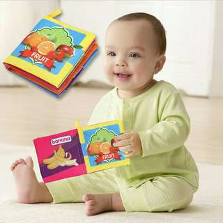 Cloth Soft Book