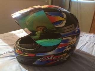 Helmet fullface