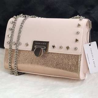 Original Charles n Keith Studed