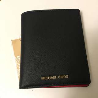 Michael Kors passport holder/wallet