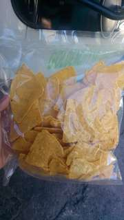 Golden Nachos Plain (250 grams)