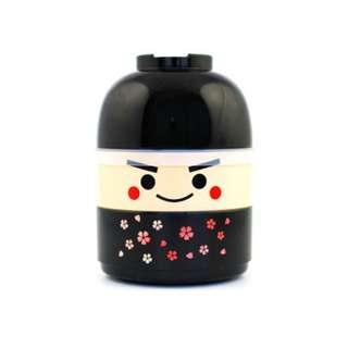 JAPAN HAKOYA KOKESHI BENTO/LUNCH BOX ICHIRO M SIZE