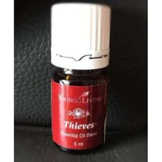全新💫Young Living 強盜精油 Thieves 5ml