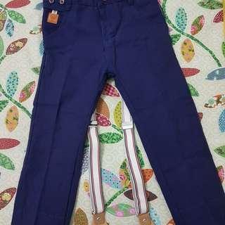 Celana Panjang Bahan