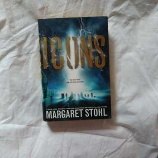 Icons by Margaret Stohl (hardbound)