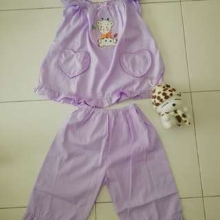 New - Girl Pyjamas #Bajet20