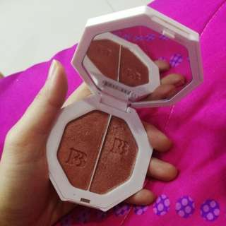 Fenty beauty killawat freestyle highlighter duo (ginger/moscow)