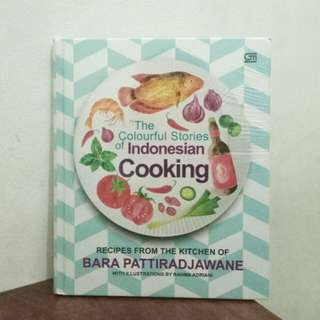 The Colorful Stories On Indonesian Cooking [Indonesian cookbook in English subtitle]