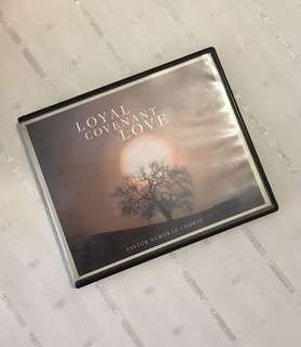 Charity Sale! Loyal Covenant Love by Pastor Deborah Cobrae Audio Digital CD