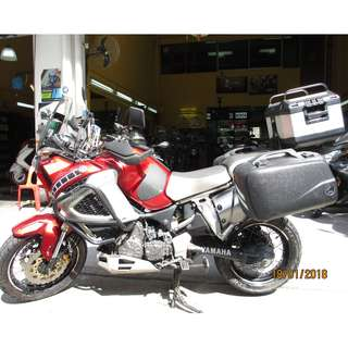 Yamaha  Super tenere xT1200Z 2011 $13,9K Nego D/P $500 or $0 With out insurance (Terms and conditions apply. Pls call 67468582 De Xing Motor Pte Ltd Blk 3006 Ubi Road 1 #01-356 S 408700.