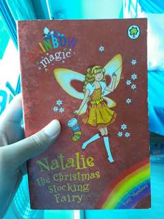 RAINBOW MAGIC storybook