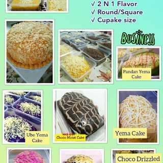 Special Yema Cake