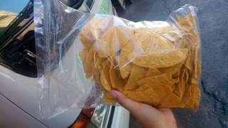 Golden Nachos Plain (500 grams)