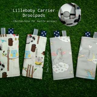 Lillebaby Carrier Droolpads