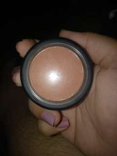 Nichido Powder Blush in cool rum