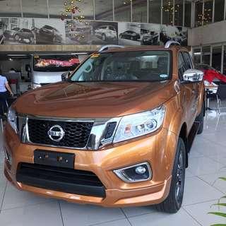 Brand New Nissan Navara 2018