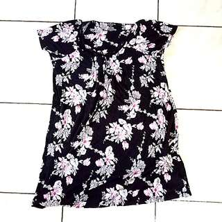 Floral Sleepwear