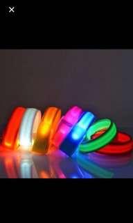 Led light bracelet (In Stock)