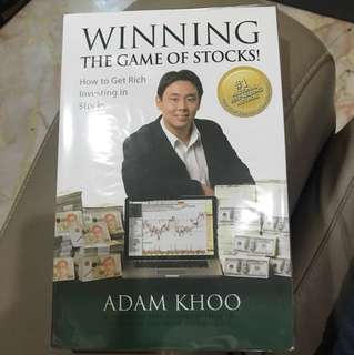 Winning the game of stocks adam khoo