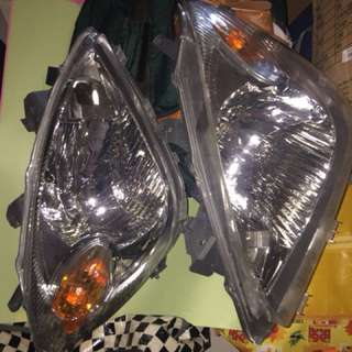 original avanza headlamp 2008