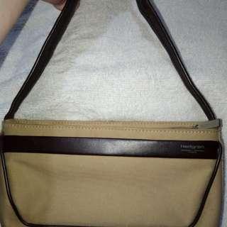 Hedgren small beige Bag