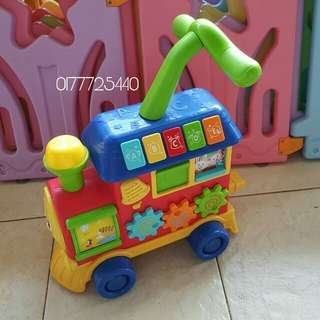 Fisherprice Walker + Music Toy