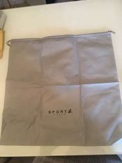 Agnes b sport b dust bag for handbag