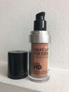 Make Up Forever Foundation ultra HD