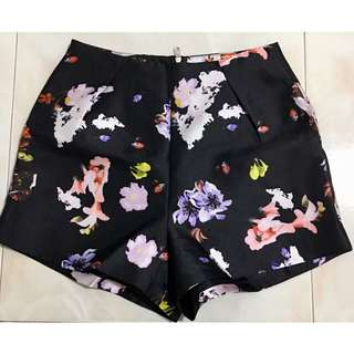 OSMOSE Floral Shorts