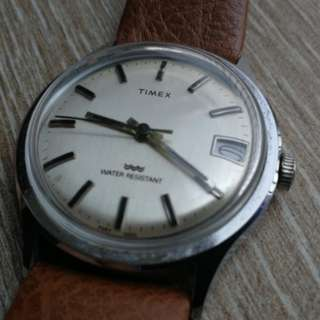 Vintage Timex Mechanical Watch