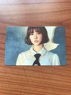 Gfriend The Awakening Eunha Official PC