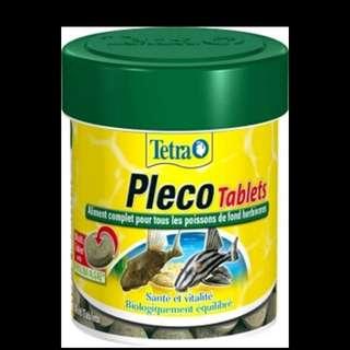Tetra Pleco tablets 36g /120 tablets