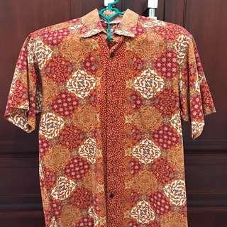 Jual Baju Batik Pria merk Keris Fashion Batik Keris
