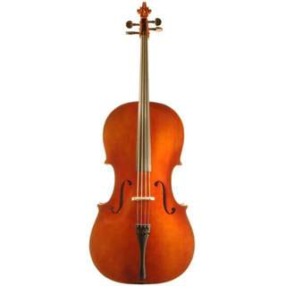 💯 Edvox 4/4 Full Size Cello