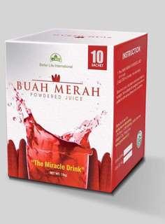 """BUAH MERAH """"THE MIRACLE JUICE"""""""