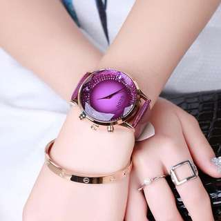 WOMEN EXQUISITE TOP LUXURY DIAMOND WATCH