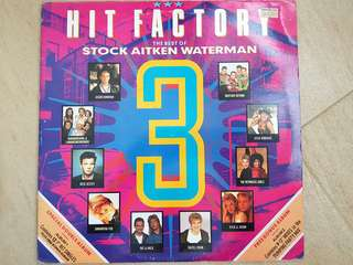 80s Pop and Disco Kylie Mingue Jason Donovan Bananarama Rick Astley best of Stock Aitken Waterman two vinyl pack