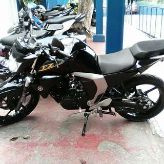 yamaha fz version2.0 fi