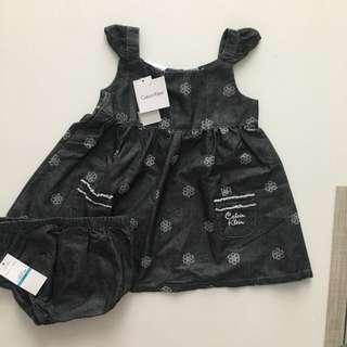 Calvin Klein Baby 2pc set