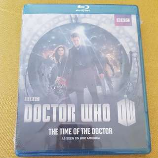 Doctor Who : Time of the Doctor Bluray