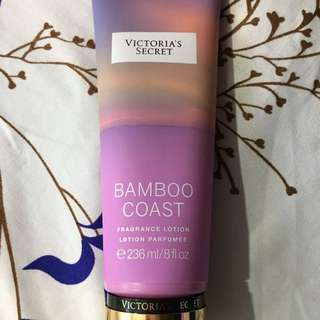 Victoria's Secret Bamboo Coast Fragrance Lotion
